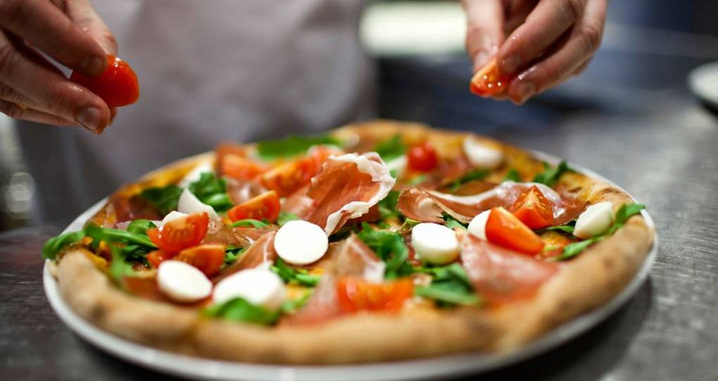 Why Not Try: Pizza Making!