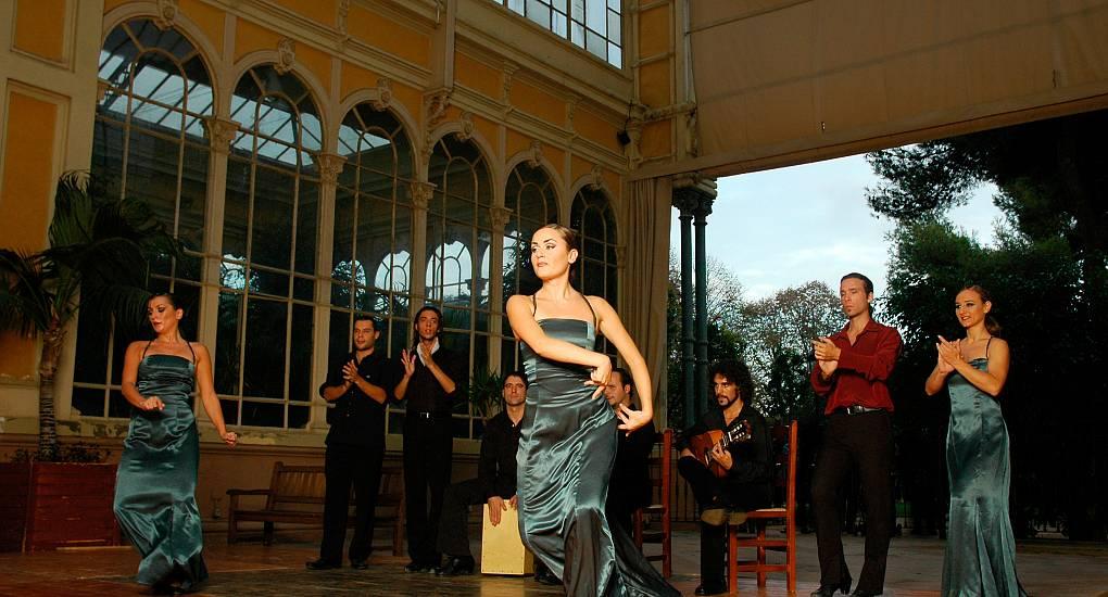 Tapas and Flamenco Eve