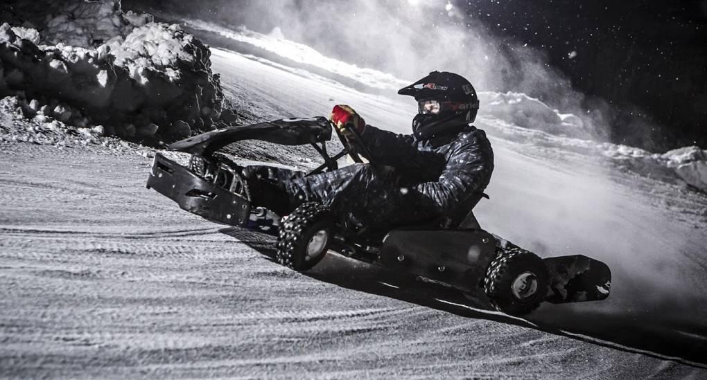 Ice Karting