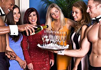 Hen Party Hiccups...